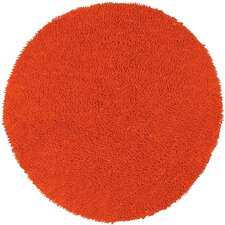 Shagadelic Orange Kids Rug