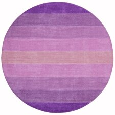 <strong>St. Croix</strong> Aspect Purple Stripes Rug