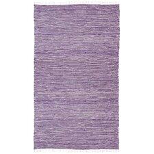 Complex Purple Rug