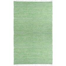 Complex Green Rug