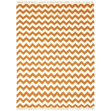 Hacienda Orange Rug