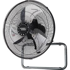 Black and Decker Wall Fan