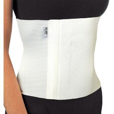 Abdominal Support in White