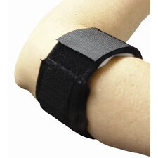 Tennis Elbow Support Strap in Black