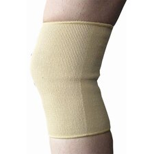 Elastic Knee Support in Beige