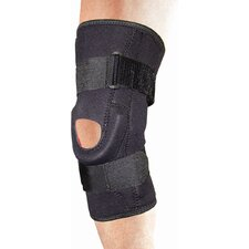 ProStyle Hinged Knee Brace in Black