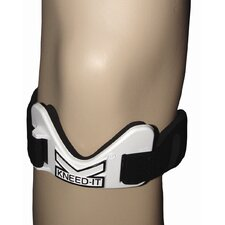 KneedIT Knee Guard  in White / Black