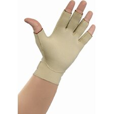 ArthritisAids Therapeutic Gloves in Taupe