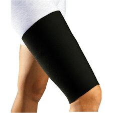 <strong>Bell-Horn</strong> Thigh Sleeve in Black / Red