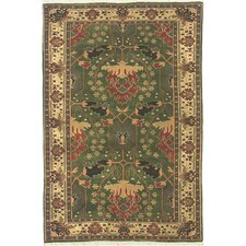 American Home Classic Donagle Emerald/Ivory Rug