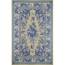 <strong>American Home Rug Co.</strong> Bucks County Yellow/Blue Sarough Rug
