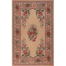 Bucks County Beige/Autumn Sarough Rug