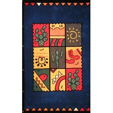 <strong>American Home Rug Co.</strong> Bright Rug Fiesta Novelty Rug