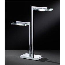 LED Tischleuchte 2-flammig Interio