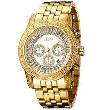 Krypton Chronograph Diamond Watch