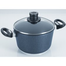 Diamond Plus 6.2-qt. Stock Pot with Lid