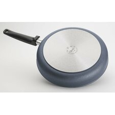 Diamond Plus Non-Stick Induction Frying Pan with Lid