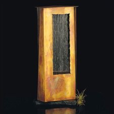 Copper Transparency & Water Tabletop Fountain