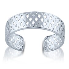 Brilliant Diamond Cuff Bracelet