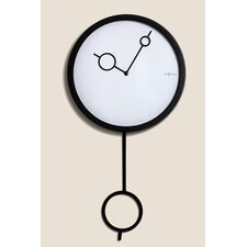 Hole in Wall Pendulum Clock