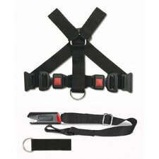 Universal Dog Seat Belt Kit