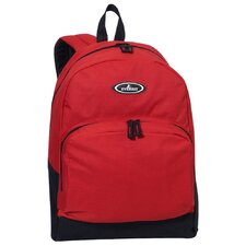 "17"" Classic Backpack with Front Organizer"