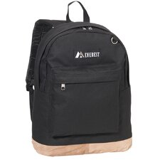 <strong>Everest</strong> Suede Bottom Backpack