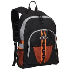"12.5"" Backpack with Dual Mesh Pocket"