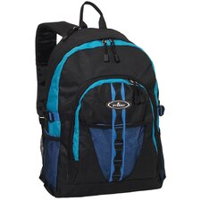 Dual Pockets Backpack