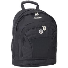 "17"" Deluxe Double Compartment Backpack"