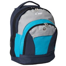 Deluxe Double Compartment Backpack