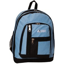"16.5"" Double Compartment Backpack"