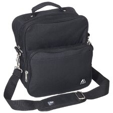 "10.5"" Classic Utility Bag in Black"