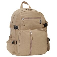 <strong>Everest</strong> Cotton Canvas Backpack
