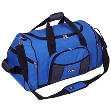 "24"" Deluxe Sports Travel Duffel"