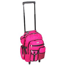 <strong>Everest</strong> Deluxe Rolling Backpack