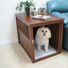Table Pet Crate