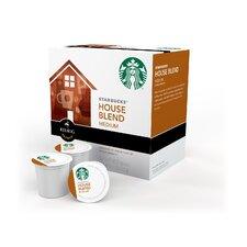 Starbucks House Blend K-Cup (Pack of 64)