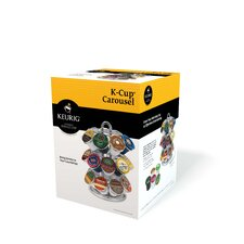 <strong>Keurig</strong> K-Cup Carousel in Chrome