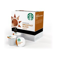 Starbucks Breakfast Blend Coffee  K-Cups (Set of 96)