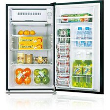 <strong>Midea Electric</strong> 3.3 Cu. Ft. Compact Refrigerator