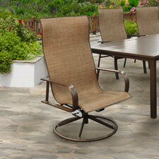 Kashton Swivel Rocking Balcony Barstool