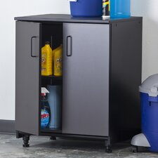 "Tuff-Stor Tough Storage Systems 34"" H x 27"" W x 21"" D Two Door Base Unit"