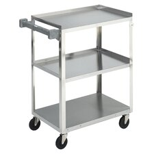 <strong>Brewer</strong> Stainless Steel All Purpose Cart