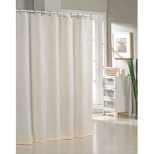 Livingston Jacquard Shower Curtain