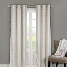 Hunter Wood Curtain Panel