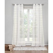 Hampstead Window Curtain Panels (Set of 2)