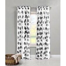 Misty Window Curtain Panels (Set of 2)