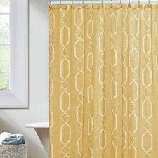 Arcadia Polyester Shower Curtain