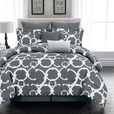 Rhys 8 Piece Comforter Set